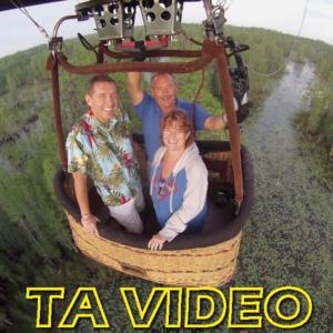 TA Balloon Flight VIDEO